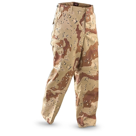 51a2db3ffc0 Rothco - 6 Color Desert Camo Pant