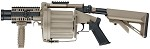 ICS GLM Gen 2 Full Size Airsoft Revolver Grenade Launcher - Dark Earth