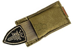 Elite Force Kill Rag Integrated Pouch - Tan
