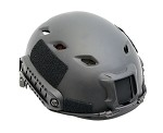Spartan Head Gear BJ Helmet Black