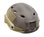 Spartan Head Gear BJ Helmet Navy Seal
