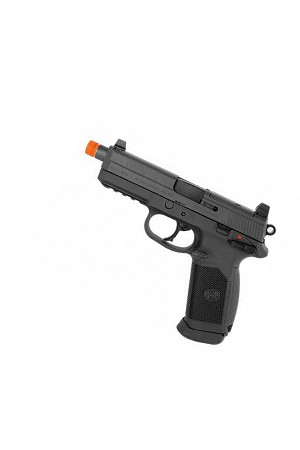 FN Herstal FNX-45 Tactical Airsoft Pistol - Black