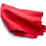 Kill Rag - 21 inch red cotton