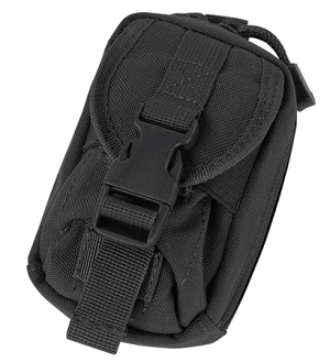 Condor Outdoor i-Pouch, Black