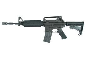 King Arms - Colt M4A1 Full Metal