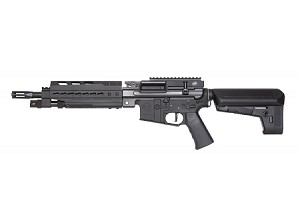 Krytac Full Metal Trident LMG Enhanced Airsoft AEG Light Machine Gun with Keymod