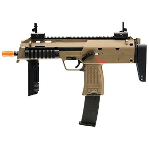 H&K MP7 Gas Blowback by KWA Tan