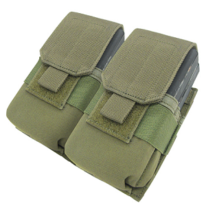 Condor Outdoor - Double M14 Mag Pouch, OD
