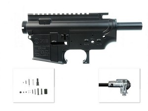 Madbull Airsoft Metal Body VERSION 1 with PWS logo