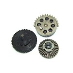 Helical super torque up gear set