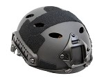 Spartan Head Gear PJ Helmet Black