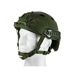 Bravo Airsoft PJ Style Helmet Version 2 in OD Green