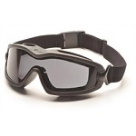 DESERT LOCUST MILITARY GOGGLE SYSTEM - Goggle frame, clear and smoke interchang