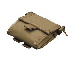 Condor Roll-Up Utility Pouch - Tan