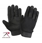 Rothco L/W All-Purpose Duty Gloves - Black