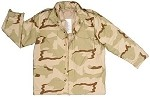 Rothco - 6 Colour Desert Camo BDU Shirt