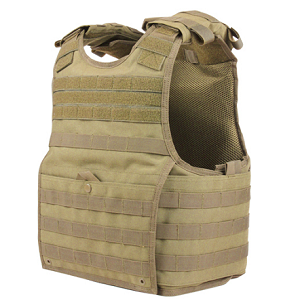 Condor Exo Plate Carrier - Tan (Size L/XL)