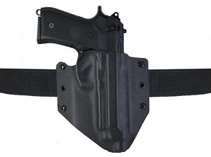 Spetz Gear Kydex Holster for Socom Gear M9 with Rails