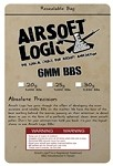 Airsoft Logic Absolute Precision BB 0.25 g x 4000