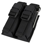 Condor Outdoor Double Flash-Bang Pouch- Black