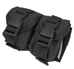 Condor Outdoor Double Frag Grenade Pouch Black
