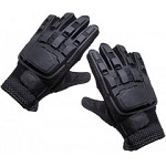 Full Finger Armoured Airsoft Gloves