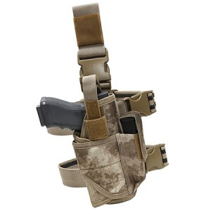 Condor Tornado Tactical Thigh / Drop Leg Holster -A-TACS