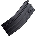 WE CO2 Magazine for Scar, PDW, Musoken, HK416 and M4 (black)