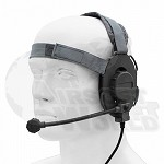 Z-Tactical - Bowman Evo III Headset - Olive Drab