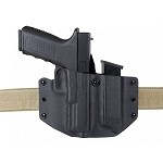 SpetzGear Kydex Holster and Mag Pouch for Glock 17