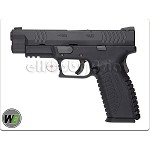 WE XDM 4.0 black - Gas blowback pistol